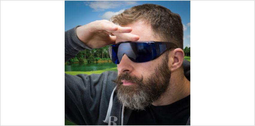 Golf Ball Finding Glasses from I Want One Of Those
