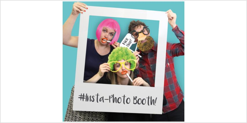 Insta-Photo Booth from I Want One Of Those