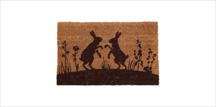 Hare Doormat from I Want One Of Those