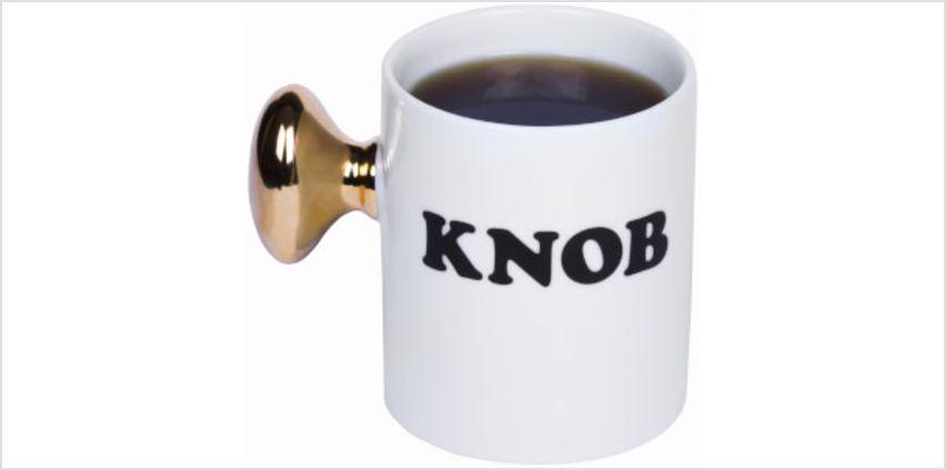 Knob Mug - White from I Want One Of Those