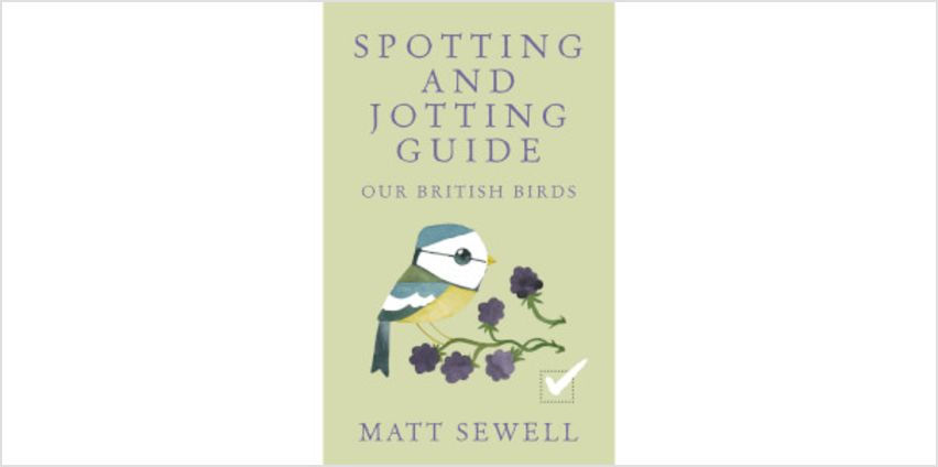 Spotting and Jotting Guide Paperback Book from I Want One Of Those