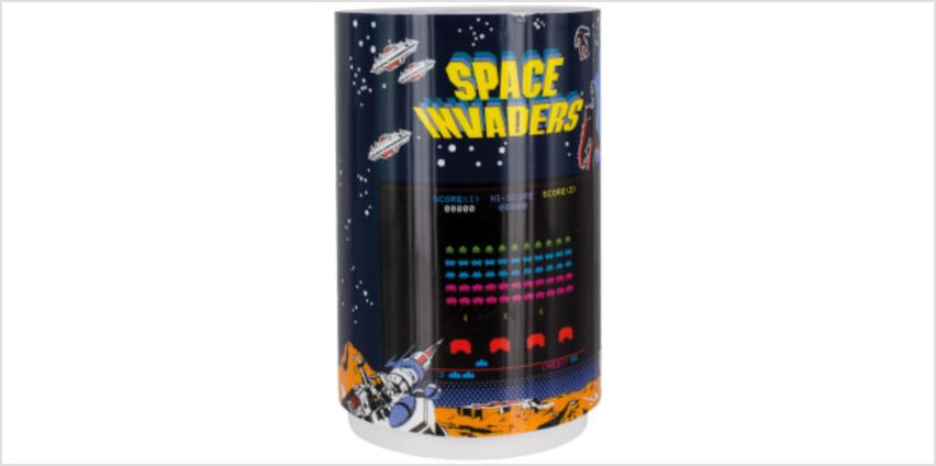 Space Invaders Projection Light from I Want One Of Those