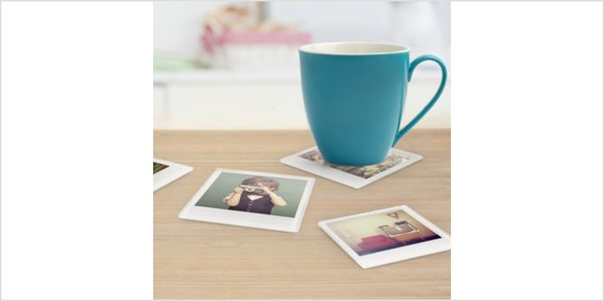 Photo Coasters (Pack of 4) from I Want One Of Those