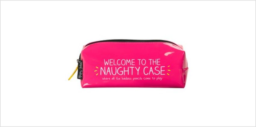 Happy Jackson Naughty Pencil Case from I Want One Of Those