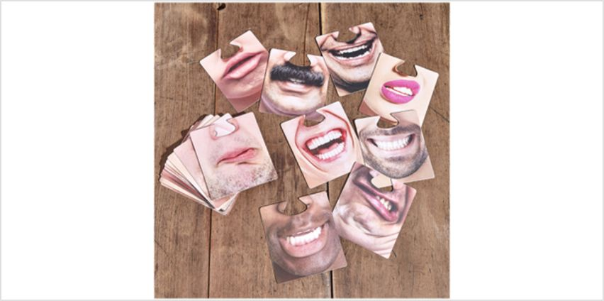 Face Mats - Multi from I Want One Of Those