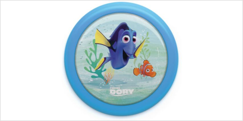Disney Dory On/Off Night Light from I Want One Of Those