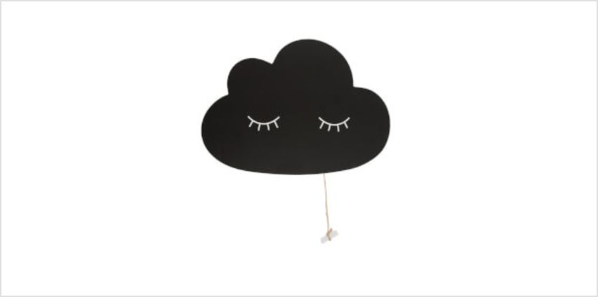 Sass & Belle Sweet Dreams Cloud Chalkboard from I Want One Of Those