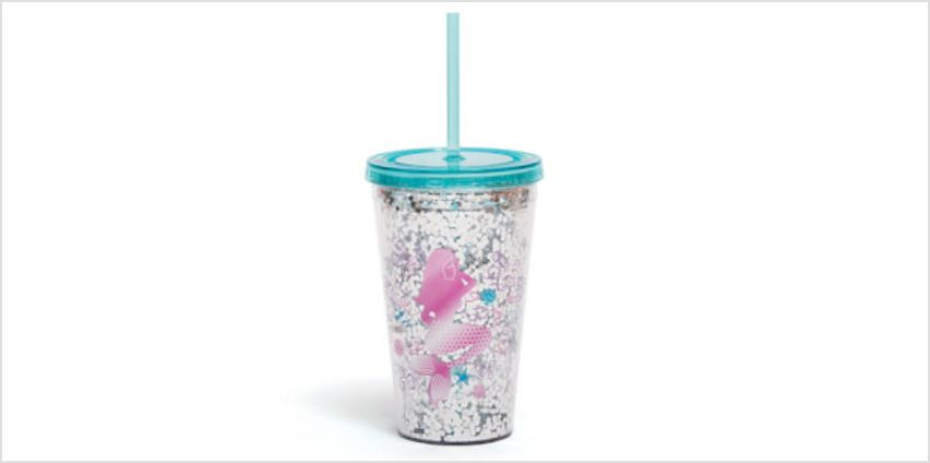 Mermaid Straw Cup from I Want One Of Those