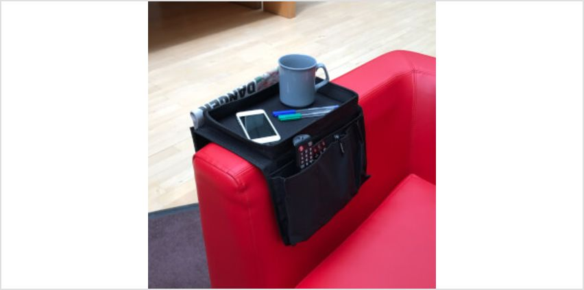 Arm Chair Caddy - Black from I Want One Of Those