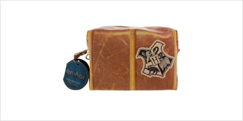 Harry Potter Hogwarts Toiletry Bag from I Want One Of Those