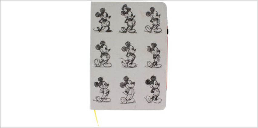 Disney Mickey Mouse Notebook from I Want One Of Those