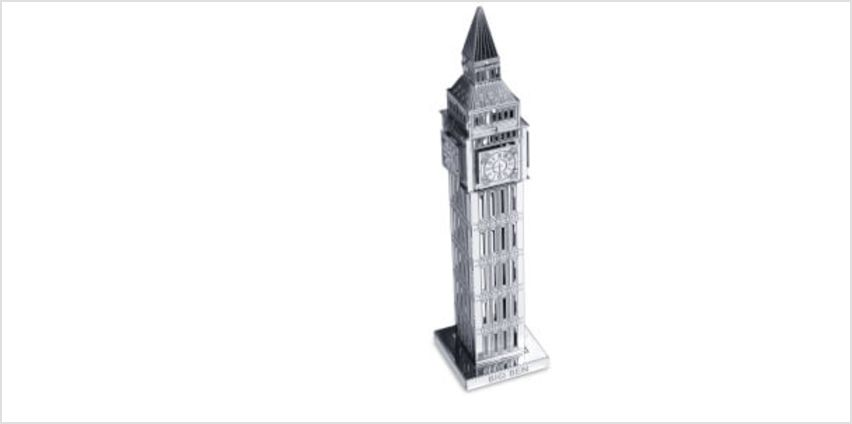Metal Earth Classics - Big Ben Tower Construction Kit from I Want One Of Those