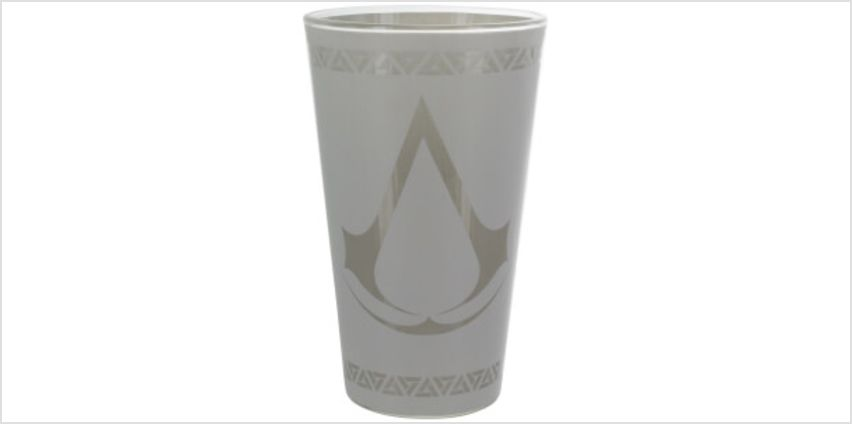 Assassins Creed Glass from I Want One Of Those