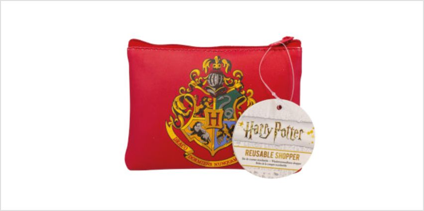 Harry Potter Golden Snitch Reusable Shopper from I Want One Of Those