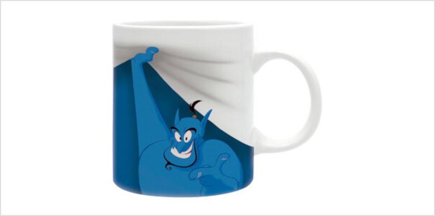 Disney Aladdin Genie Mug from I Want One Of Those