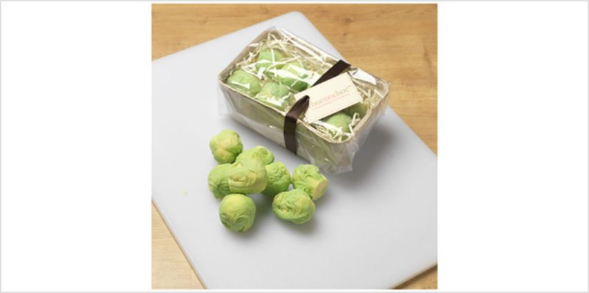 Chocolate Sprouts from I Want One Of Those