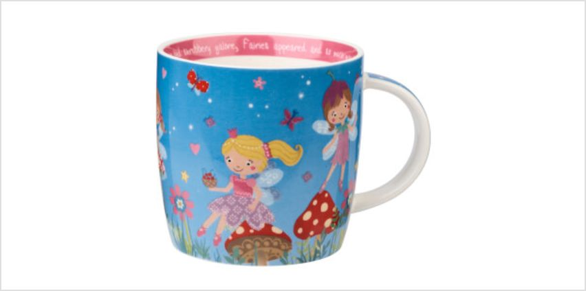 Little Rhymes Fairies and Friends Mug from I Want One Of Those