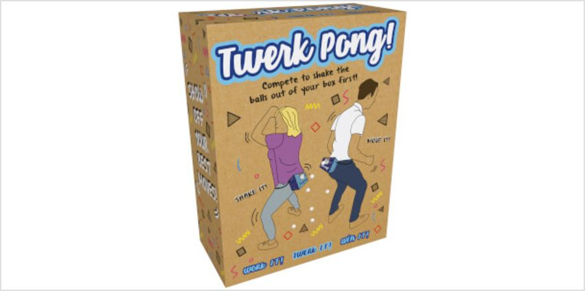 Twerk Pong from I Want One Of Those