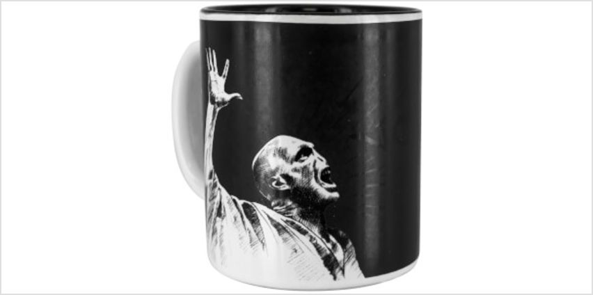 Harry Potter Voldemort Heat Change Mug from I Want One Of Those