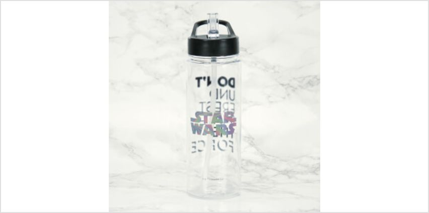 Star Wars Sports Bottle from I Want One Of Those