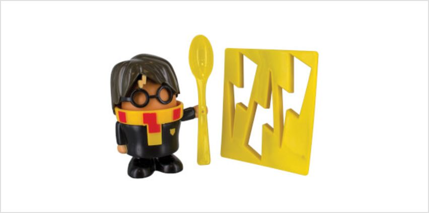 Harry Potter Egg Cup and Toast Cutter from I Want One Of Those