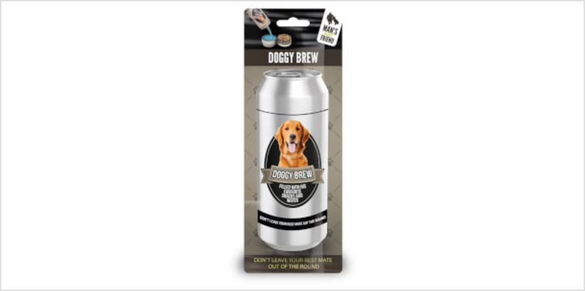 Man's Best Friend Doggy Brew Toy from I Want One Of Those