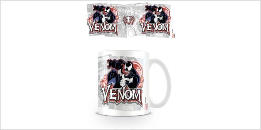Marvel Venom (Comics Cover) Coffee Mug from I Want One Of Those