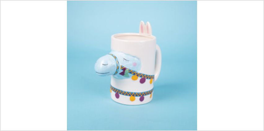 Llama Mug from I Want One Of Those