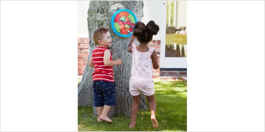 Sticky Dartboard | ELC from Early Learning Center