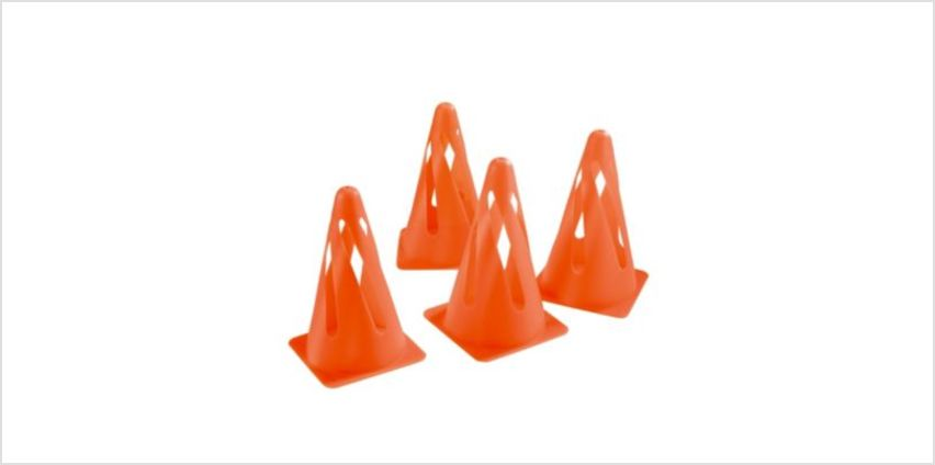 4 Safety Cones | garden games | ELC from Early Learning Center