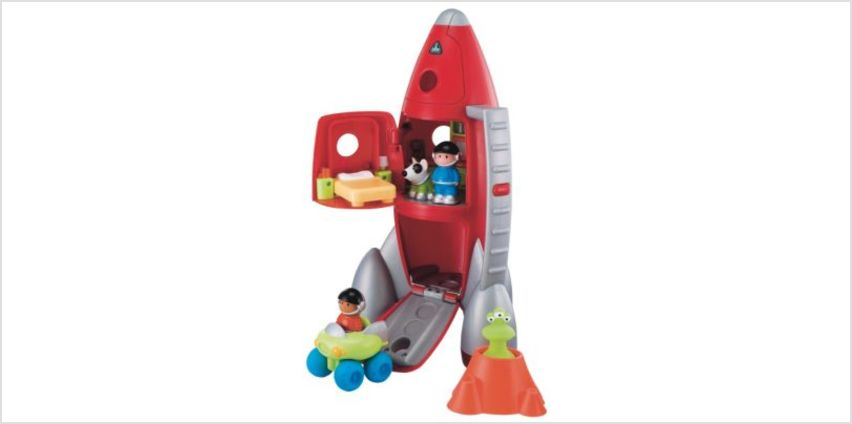 Happyland Lift Off Rocket | imaginative play | ELC from Early Learning Center