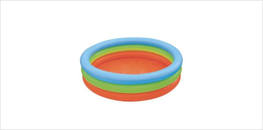 3 Ring Pool | paddling pools | ELC from Early Learning Center