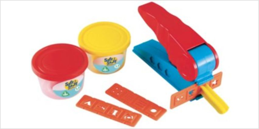 Soft Stuff Extruder Set | craft kits | ELC from Early Learning Center