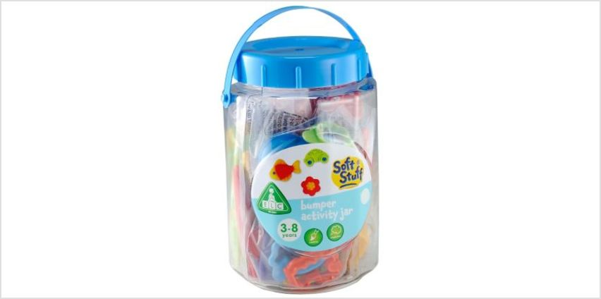 Soft Stuff Bumper Activity Jar   soft stuff   ELC from Early Learning Center