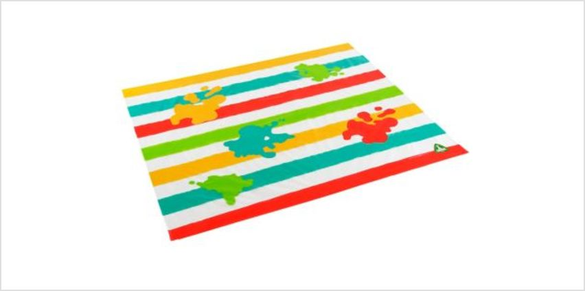 ELC Large Messy Play Mat | craft tools | ELC from Early Learning Center