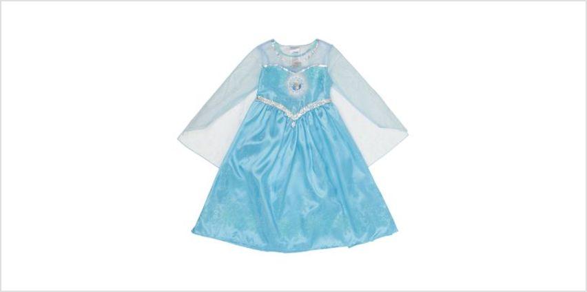 Disney Frozen Elsa Dress 3-4 Years | fancy dress costumes | ELC from Early Learning Center