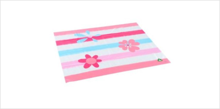 Flower Messy Mat | art essentials | ELC from Early Learning Center