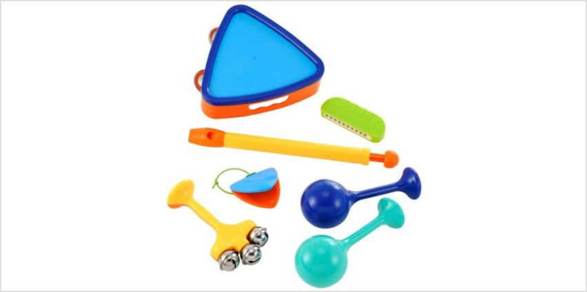 Musical Madness Set | musical toys | ELC from Early Learning Center