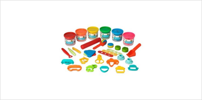 Soft Stuff Bumper Dough and Tool Set | soft stuff | ELC from Early Learning Center