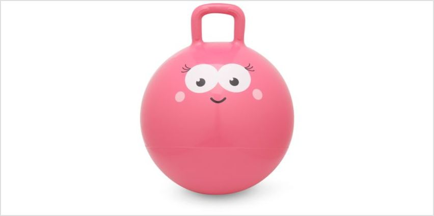 ELC Sit 'n' Bounce - Pink | hoppers | ELC from Early Learning Center