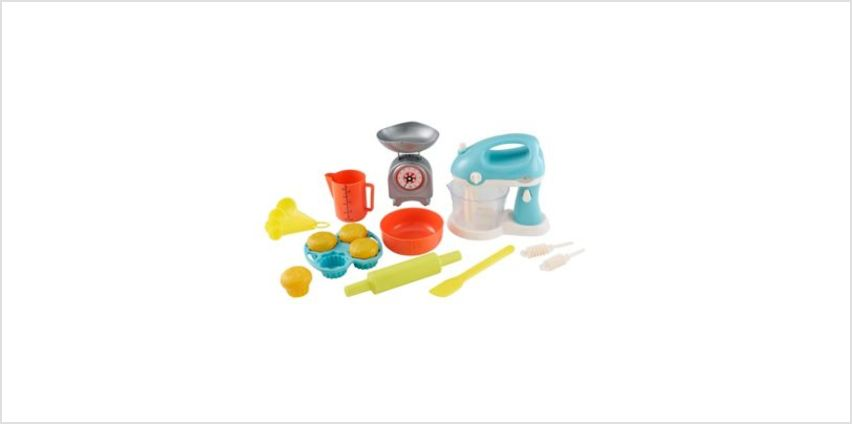 Complete Baking Set | toy kitchen accessories | ELC from Early Learning Center