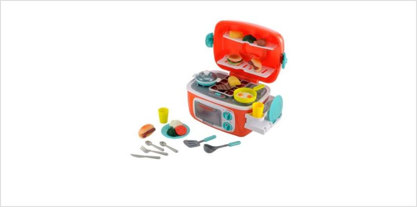 Mini Sizzling Kitchen | toy kitchens | ELC from Early Learning Center