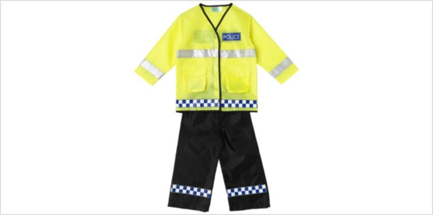 Police Outfit | fancy dress costumes | ELC from Early Learning Center
