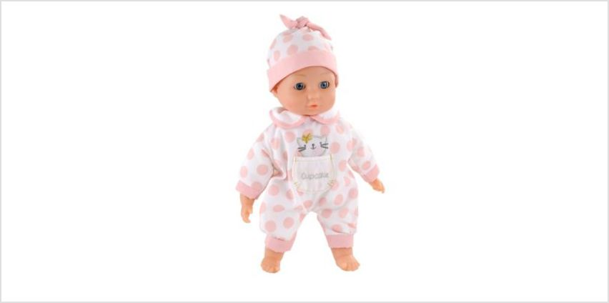 Cupcake My First Doll - Ava | baby dolls & accessories | ELC from Early Learning Center
