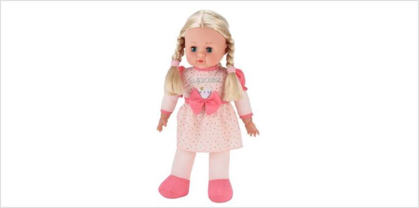 Cupcake Chloe Doll | baby dolls & accessories | ELC from Early Learning Center