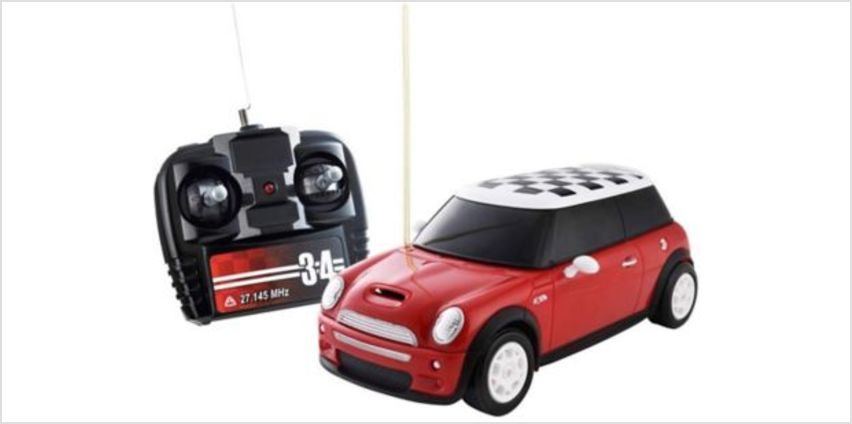 Radio Controlled Mini Cooper | garages, wheels & vehicles | ELC from Early Learning Center