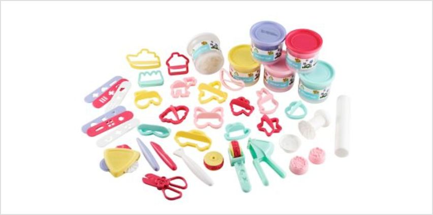 Soft Stuff Bumper Dough and Tool Set | craft kits | ELC from Early Learning Center