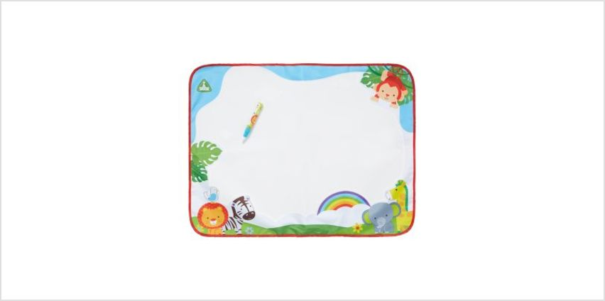 my first aqua drawing mat | art accessories | ELC from Early Learning Center
