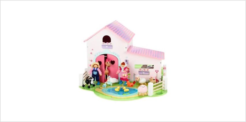 Rosebud Farm | dolls' houses & furniture | ELC from Early Learning Center