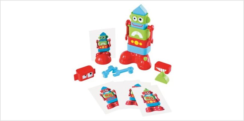 Rockin' Robot Game | children's games & magic sets | ELC from Early Learning Center